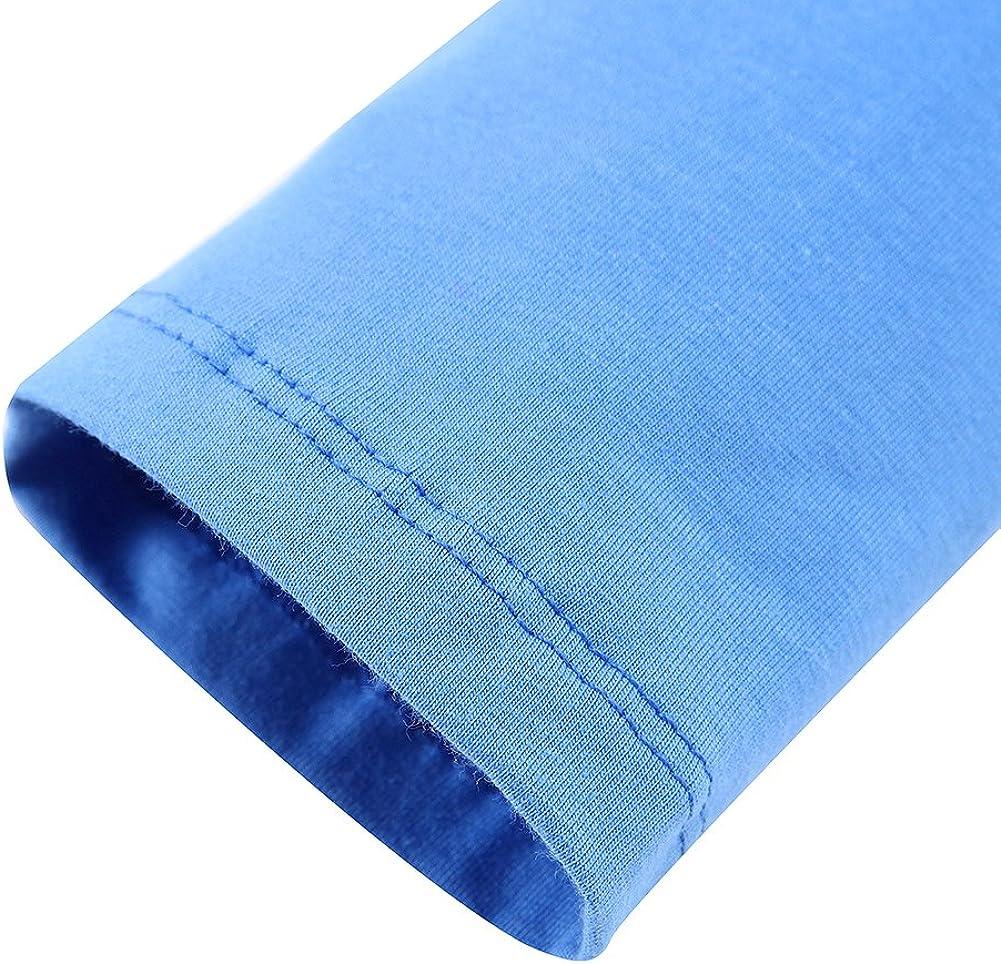 KIDSALON Little Toddle Boys//Girls Cotton Pants Drawstring Elastic Sweatpants