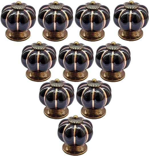 10pcs Möbelknopf Schrankknöpfe Knöpfe für Schrank Schubladen