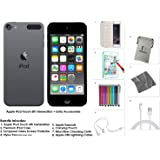 Apple iPod Touch 32GB - Space Grey + Extra Accessories, 6th Generation *NEW RELEASE July 2015*