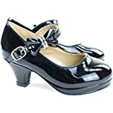 Forever Link Girl's Mary Jane Pump…