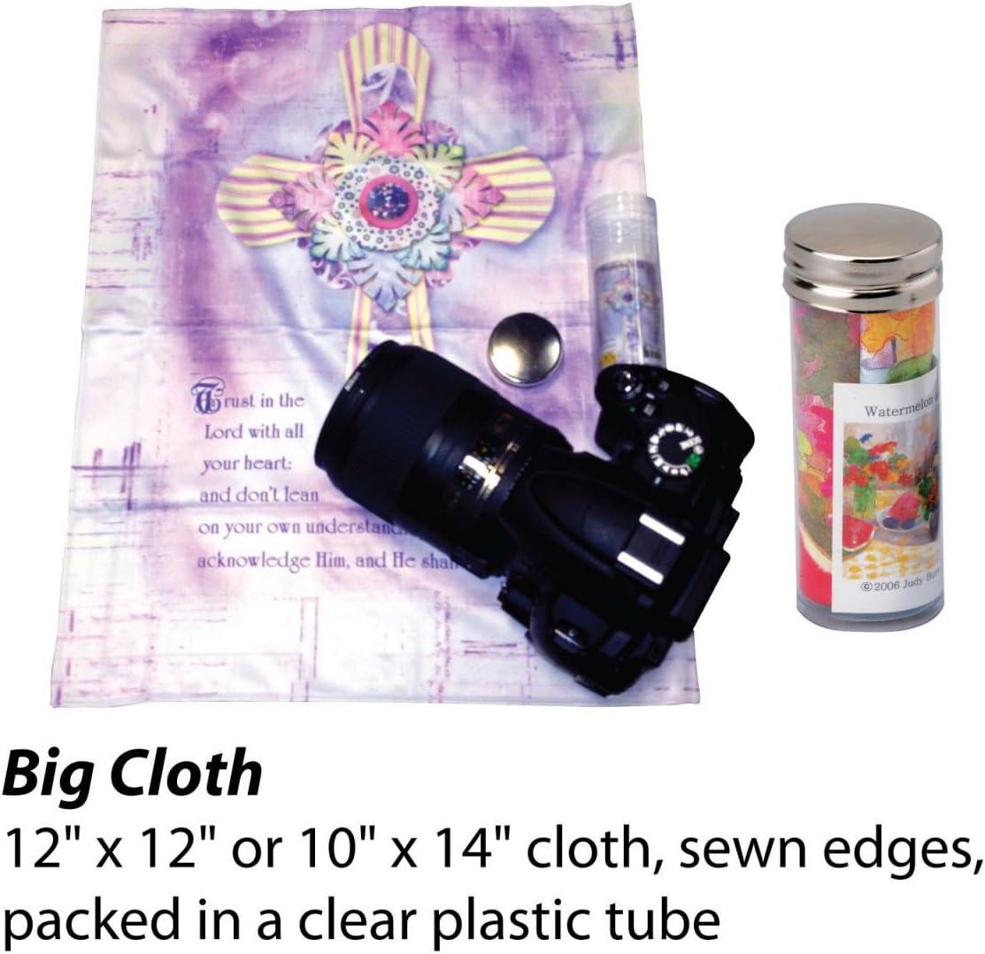 Big Banjo Man Hi-Look Microfiber Cleaning Cloth
