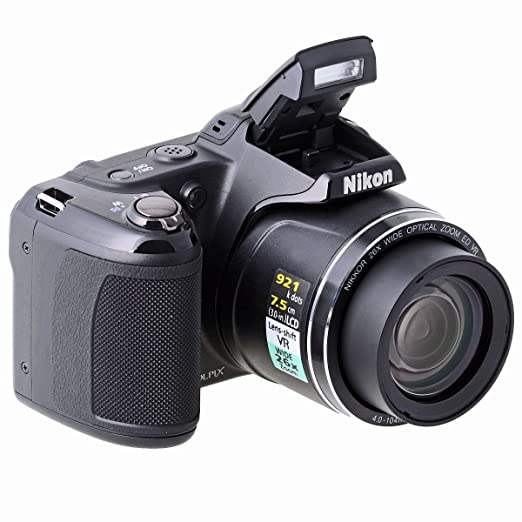53 opinioni per Nikon Coolpix L810 Fotocamera Digitale 16.44 Megapixel [Versione EU]
