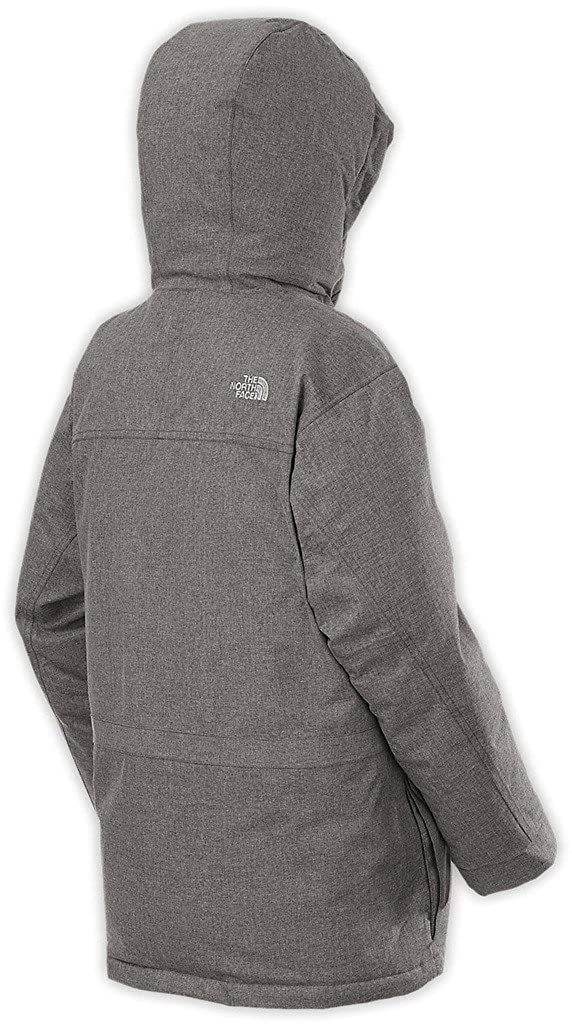 The North Face boys McMurdo Down Full-Zip Hooded Jacket CRW462X