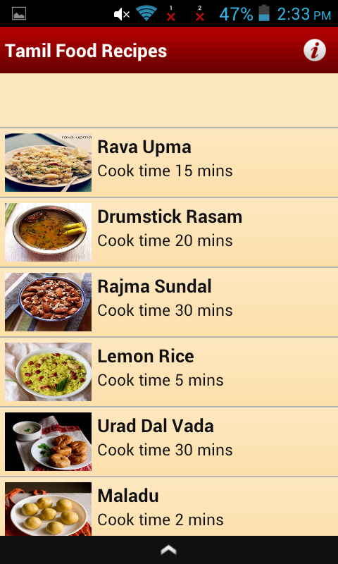 Amazon tamil food recipes appstore for android forumfinder Images