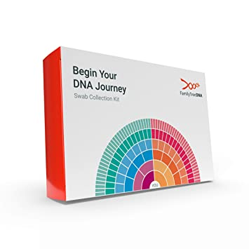 Family Tree Dna Genetic Ancestry Test Kit Worlds First Genetic