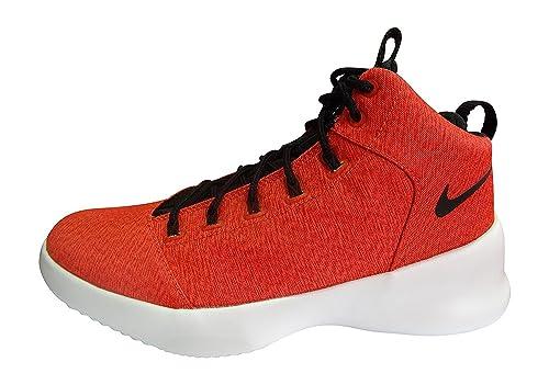 online store 1b004 4c706 nike hyperfr3sh mens mens hi top trainers 759996 sneakers shoes (US 10.5,  bright crimson black gym red summit white 603)  Amazon.ca  Shoes   Handbags