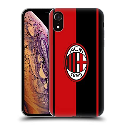 Amazon.com: AC Milan 2018/19 - Carcasa de gel suave para ...