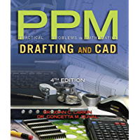 Practical Problems in Mathematics for Drafting and CAD (Practical Problems In Mathematics Series)