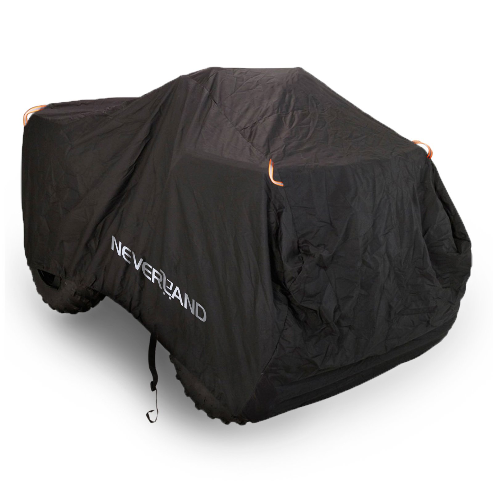 NEVERLAND Custom Waterproof ATV Cover Universal fit Polaris Sportsman Honda Foreman Yamaha Grizzly Kawasaki Bayou Can-Am Suzuki 78.74'' x 37.4'' x 41.73''(US STOCK)