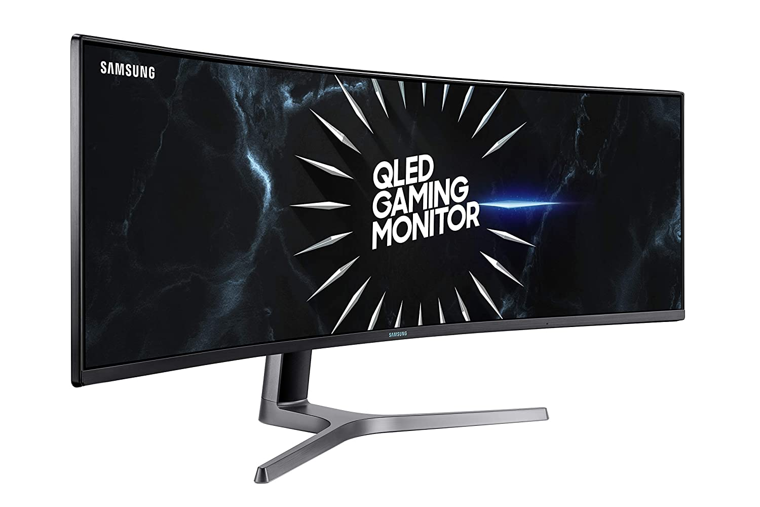 LC49RG90SSNXZA Samsung Double QHD CRG9 Series Curved 49-Inch Gaming Monitor Black