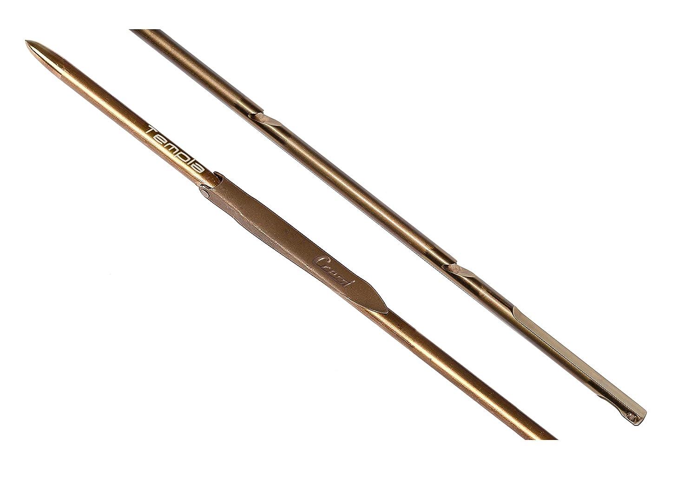 CRESSI - EFA 422009/391 : Varilla de fusil de pesca submarina TEMPLA 135cm (para fusil de 85-90 cm)