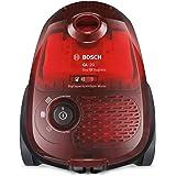 Bosch BGL2UB1108 Gl-20 Aspirateur avec/sans Sac Rouge Translucide