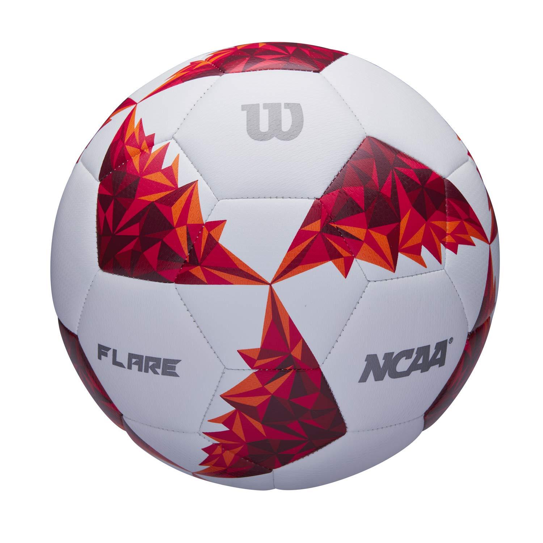 Wilson WTE4950XB05 Balón de Fútbol, Flare, Diseño Gráfico Especial ...