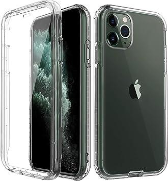 Funda iPhone 11 Pro Max 360 Silicona Trasera policarbonato