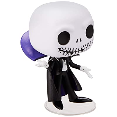 Funko Pop! Disney: Nightmare Before Christmas - Vampire Jack: Toys & Games