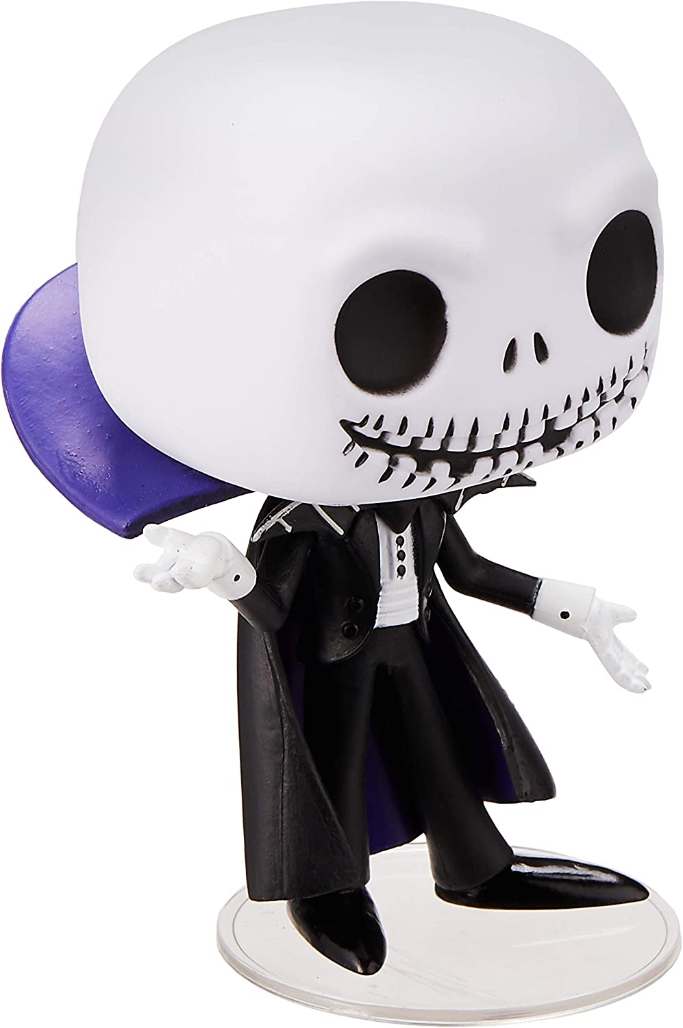 Funko- Pop Figura De Vinil: Disney: Nightmare Before Christmas-Vampire Jack Coleccionable, Multicolor, Talla única (42672)
