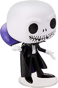 Pop! Figura De Vinil: Disney: Nightmare Before Christmas- Vampire Jack