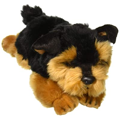 "B. Boutique Yorkshire Terrier 12"" Stuffed Animal: Toys & Games"