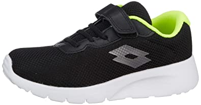Lotto Kinder Unisex Kinder Lotto Megalight Cl SL Fitnessschuhe  Amazon   Schuhe ... d8ea5d