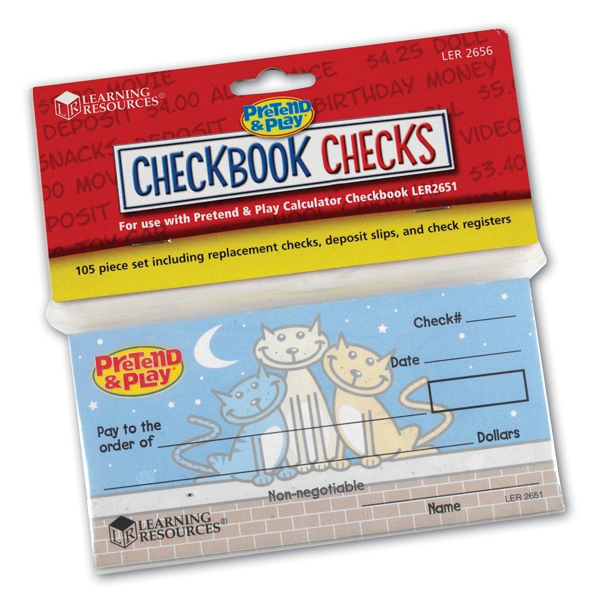 check registers for checkbook
