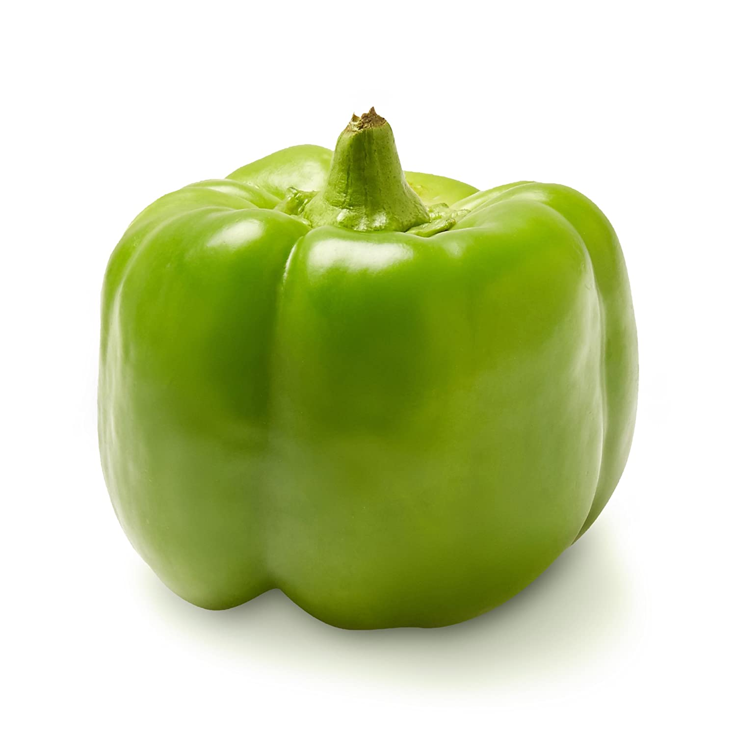 Green Bell Pepper, One Medium
