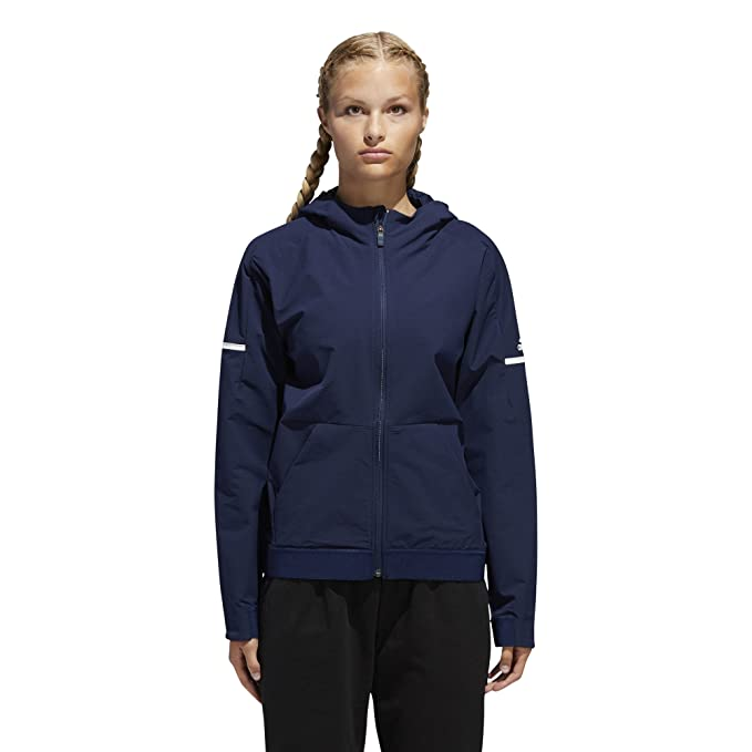 Amazon.com: adidas Squad - Chaqueta para mujer, XL: Clothing