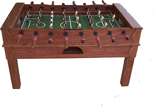 Recreativos Euromatic FUTBOLIN Modelo GUADALQUIVIR: Amazon.es ...