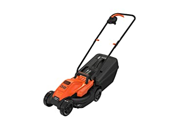BLACK+DECKER BEMW451-QS - Cortacesped electrico 1200W: Amazon.es ...