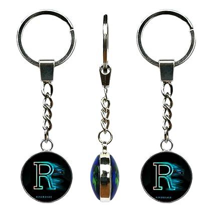 Riverdale llavero llavero CW de Show serie Multi Color Auto/Barco ...
