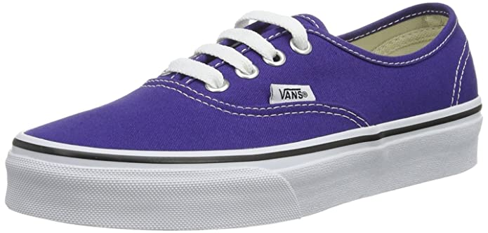 Vans Authentic Sneaker Unisex Erwachsene Violett Deep Wisteria/True White