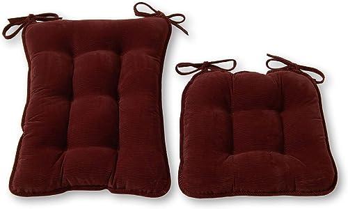 Greendale Home Fashions Cherokee 2-Piece Standard Rocking Chair Cushion Set