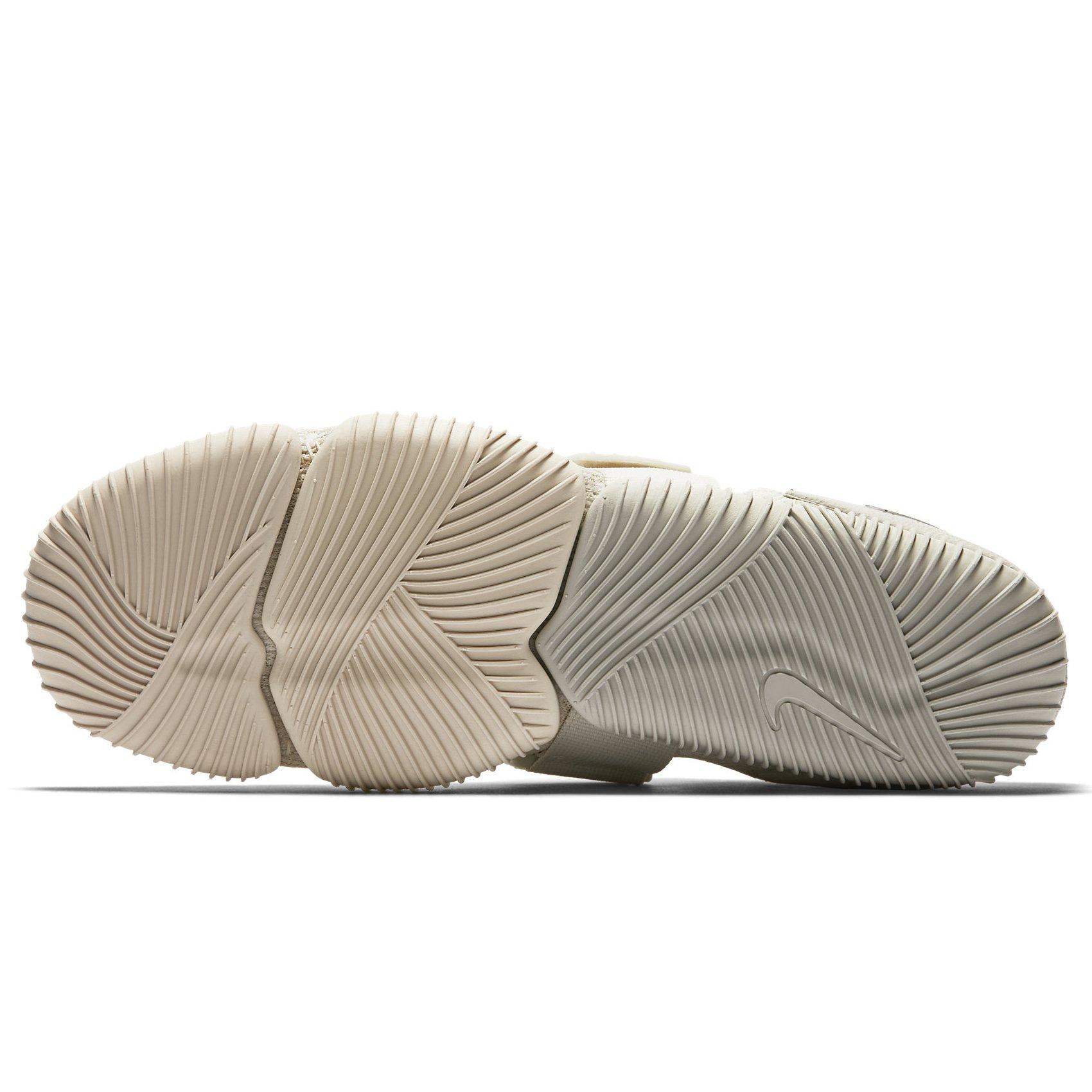 NIKE Aqua Sock 360 QS 902782 100 Oatmeal/Light Bone/Sail/Black Men's Water Shoes (8) by NIKE (Image #7)