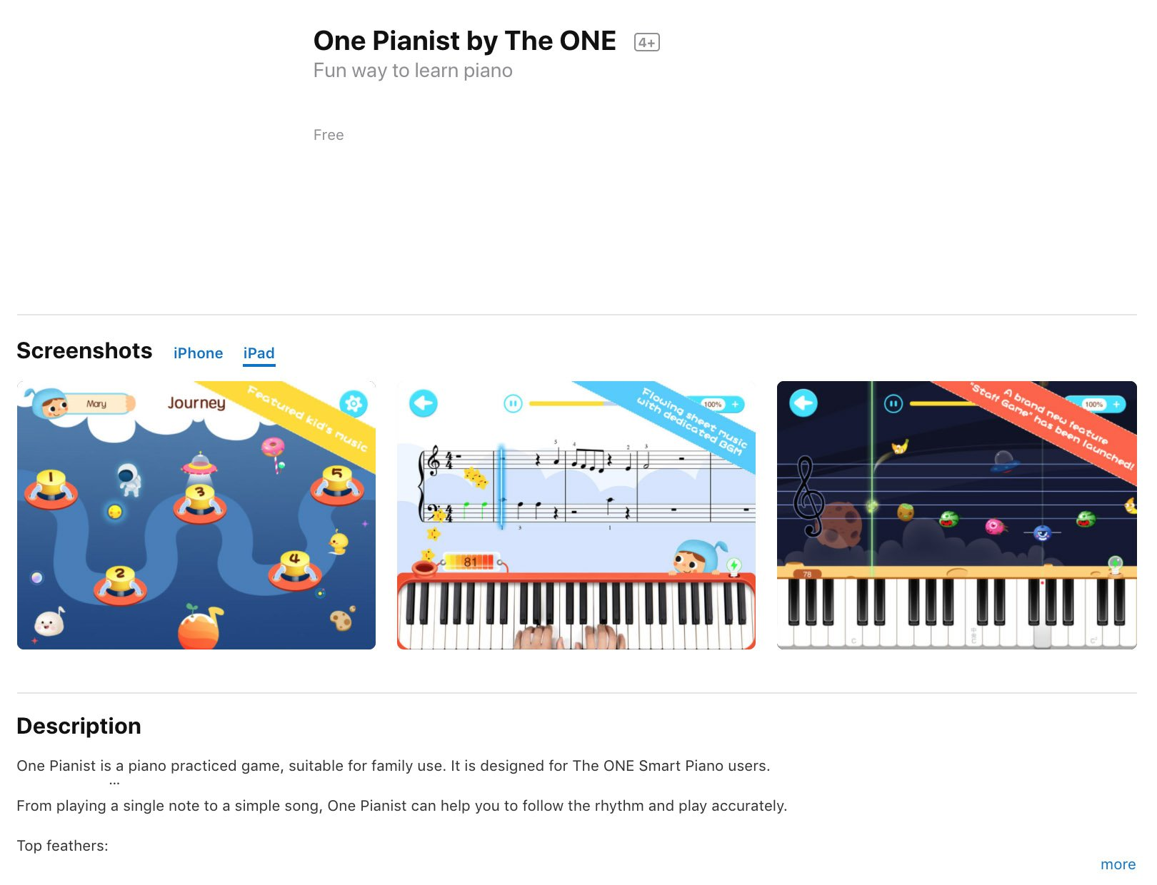 The ONE Music Group 88-Key Portable Piano Electronic MIDI Keyboard Weighted Action Digital Piano, Grace White by The ONE Music Group (Image #8)