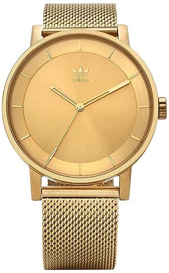 Adidas by Nixon Reloj Analogico para Hombre de Cuarzo con Correa en Acero Inoxidable Z04-502-00: Amazon.es: Relojes