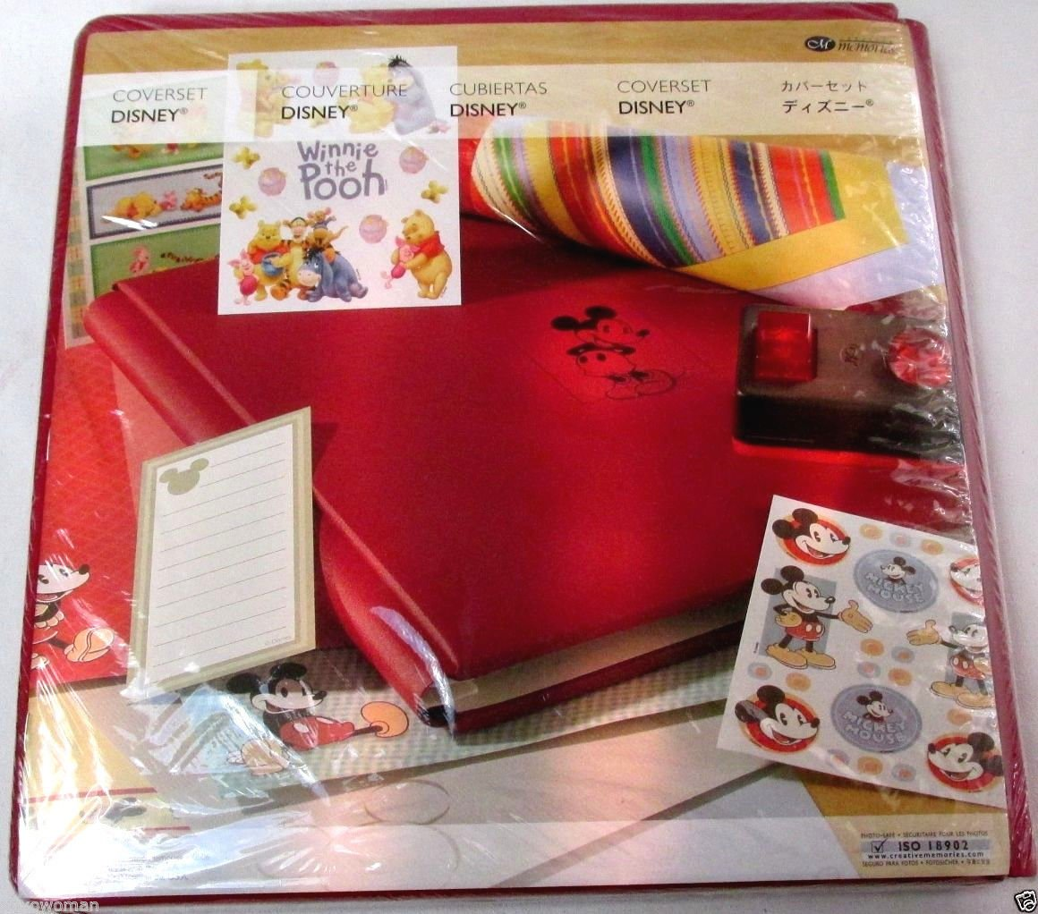 Creative Memories Coverset Disney 12 x 12 Album