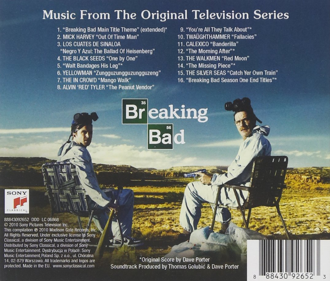 Breaking Bad: Varios: Amazon.es: Música