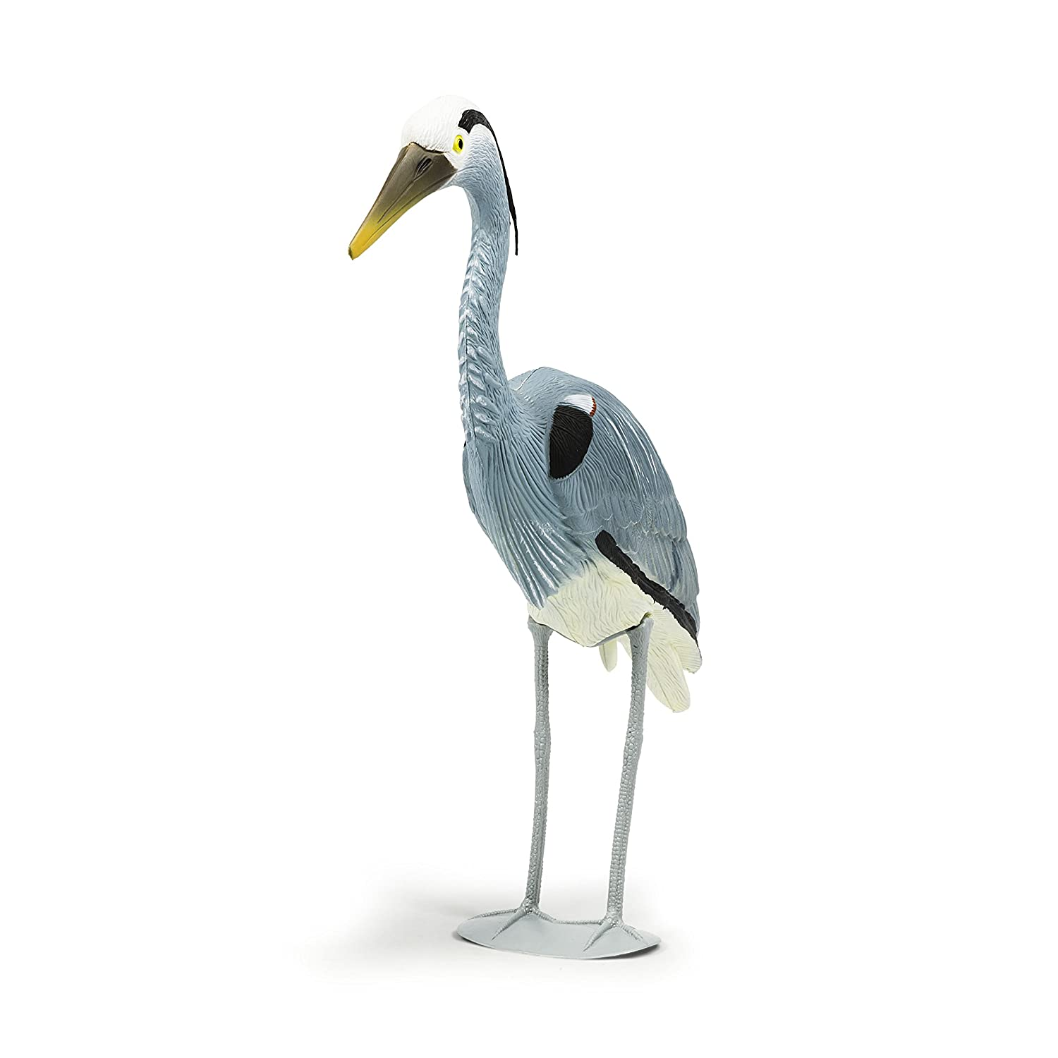 Aquascape 81030 Blue Heron Bird Decoy for Pond, Waterfall, Landscape, and Garden Features