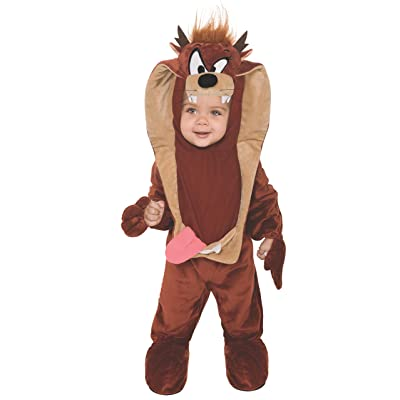 Looney Tunes Taz Romper Costume: Clothing