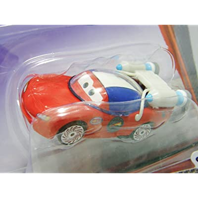Disney / Pixar CARS TOON 155 Die Cast Car Take Flight Autonaut Lightning McQueen: Toys & Games
