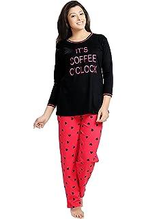 58ba267252ee ZEYO Women's Cotton Night Suit: Amazon.in: Clothing & Accessories