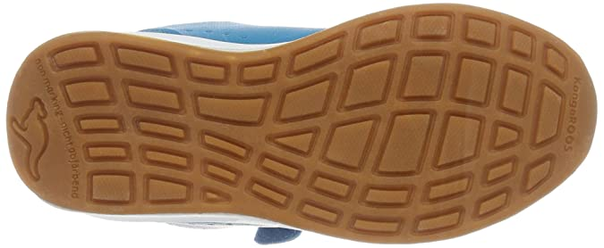 KangaROOS 16010, Standing Unisex Bambini, Blu (Blu (Dk Smaragd/Magenta 865)), 40 EU