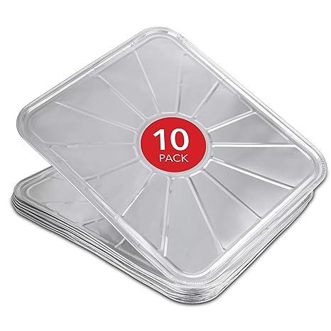 Bolsas de horno desechables de aluminio (10 unidades) para ...