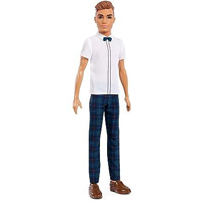 Barbie Ken Fashionistas Doll 117, Slick Plaid: Toys & Games
