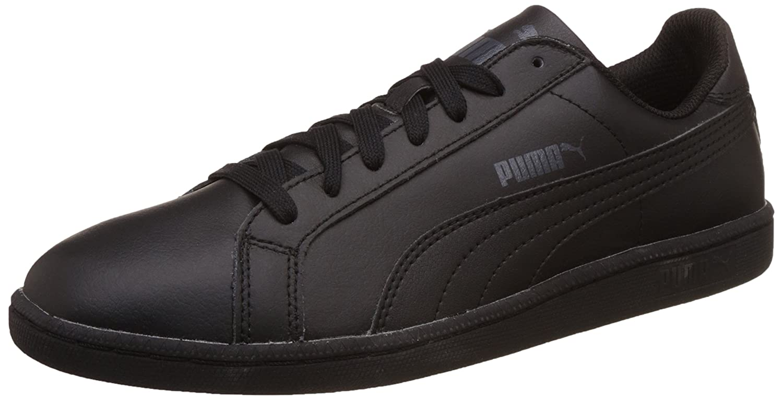 Puma Smash L, Zapatillas Unisex Adulto 40.5 EU Negro
