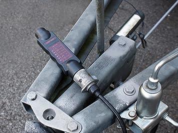 Las 10181 Trailer Tester 12v Stecker Und Steckdose 7 Polig Auto