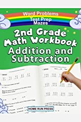2nd Grade Math Workbook Addition and Subtraction: Second Grade Workbook, Timed Tests, Ages 4 to 8 years Paperback