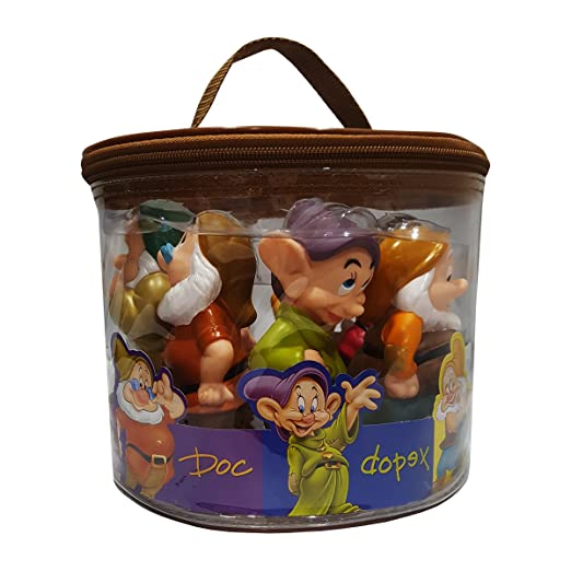 Amazon.com: Disney Parks Exclusive Snow White and the Seven Dwarfs ...