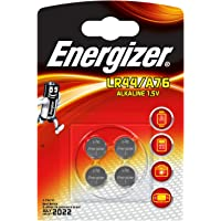 Energizer LR44 Battery - 4-Pack