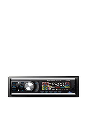 Innova RNG01100 - Radio CD para coche (USB, MP3, 2 x 25 W) negro: Amazon.es: Hogar