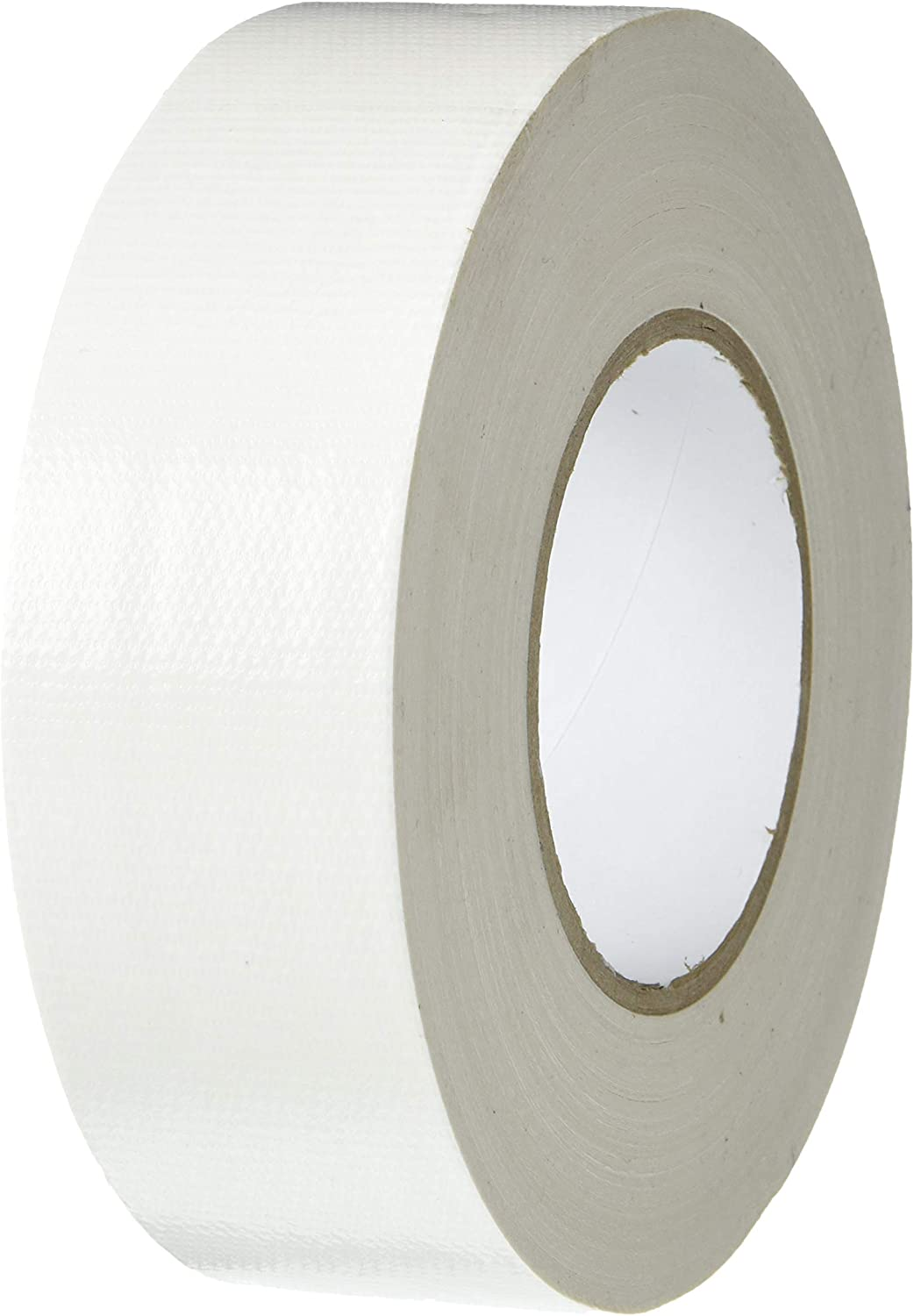 T.R.U. CDT-36 Industrial Grade Duct Tape. Waterproof and UV Resistant. Multiple Colors Available. (White, 2 in.)